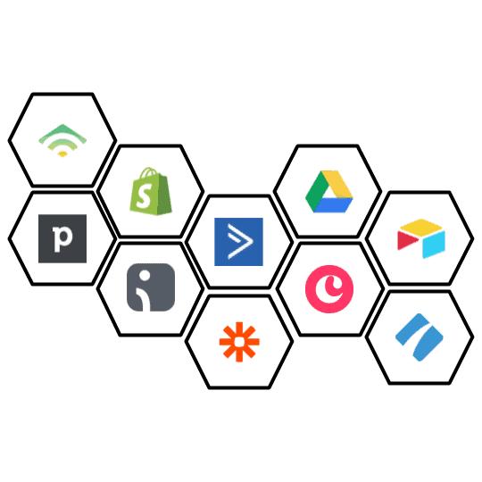 Stack marketing web